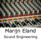 Marijn Eland – Sound Engineering
